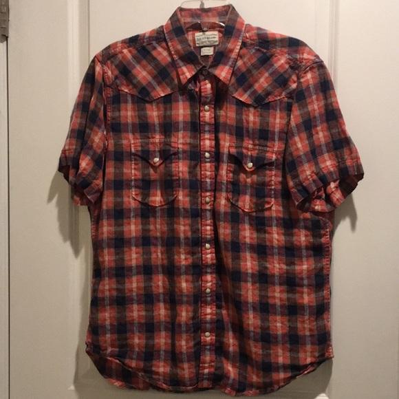 Lucky Brand Other - Lucky Brand Button Up Shirt